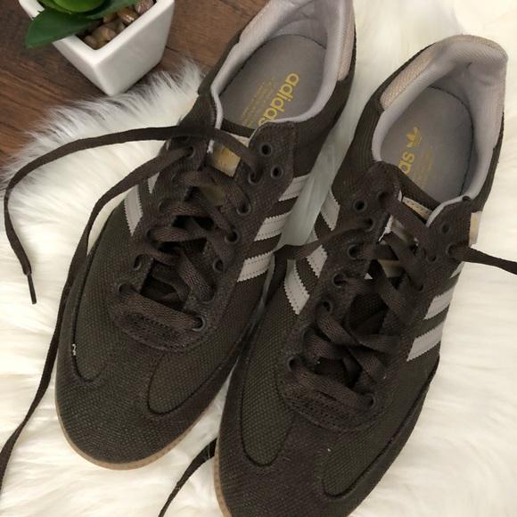 best prices on sale cute Adidas Samba Hemp Men's 10.5 Shoes